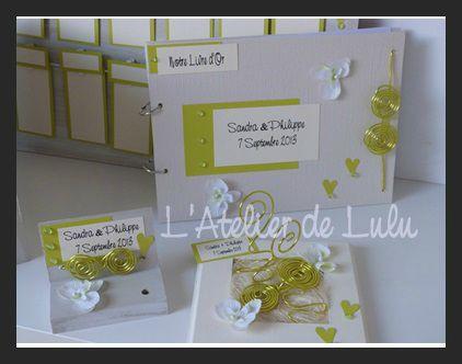 decoration mariage fait main