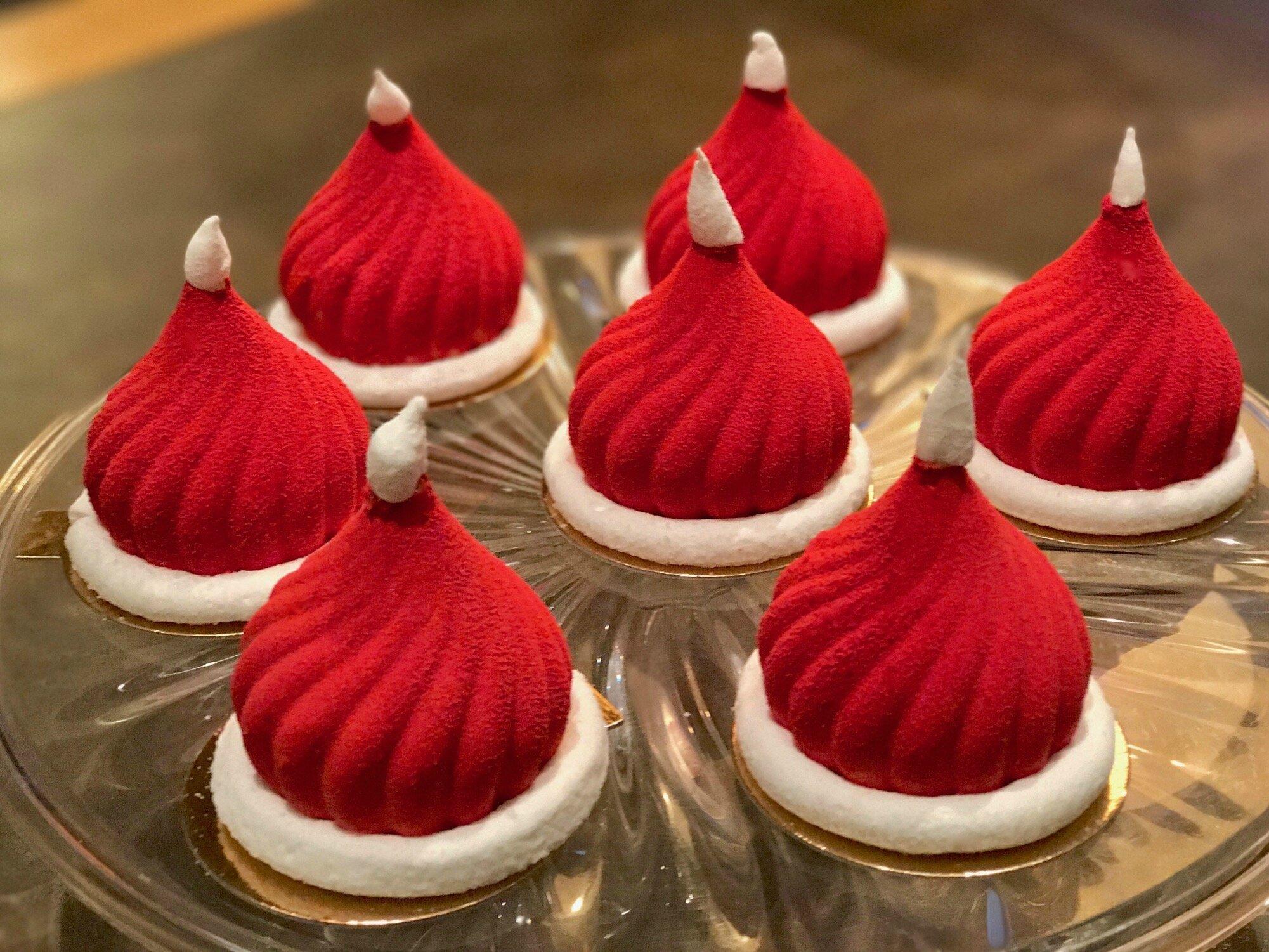 Les Bonnets du Père Noël