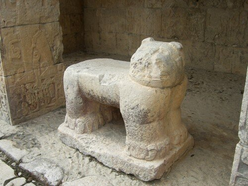Chichen Itza - Jaguar (Main Ball Court)