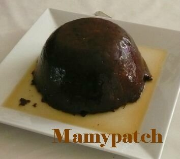 Christmas Pudding 2016