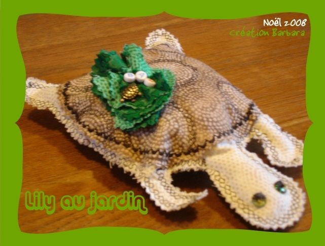 2008 12_Lily tortue