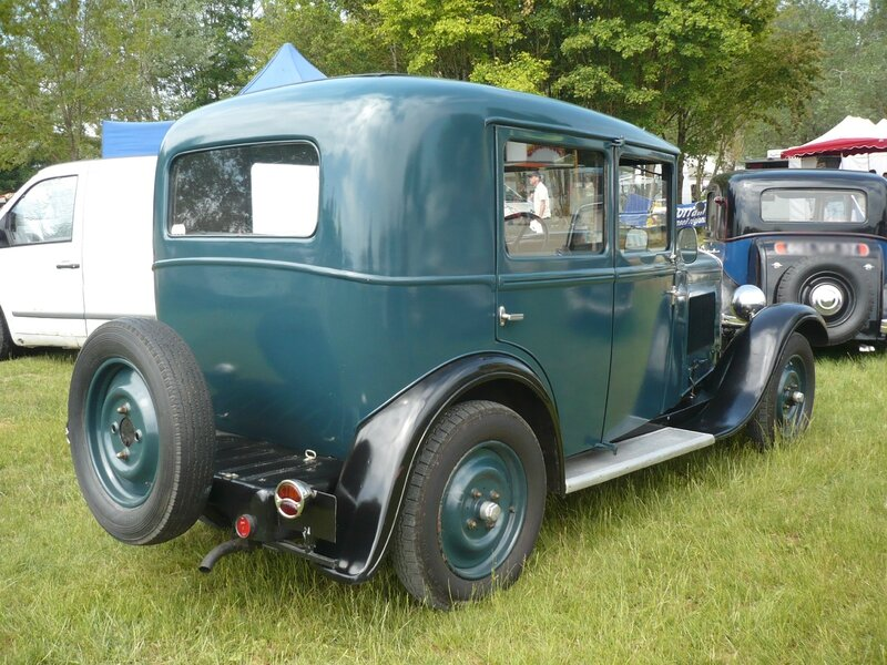 PEUGEOT 201 berline 4 portes 1929 Madine (2)