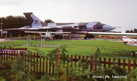 Hawker-Siddeley Vulcan B2