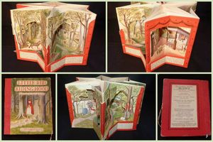 Carrousel Folding books anglais1