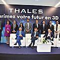 Thales 3d maroc, un centre de compétence en impression 3d à casablanca