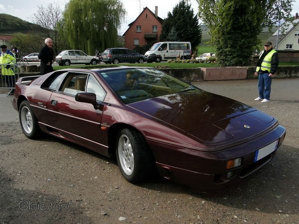 lotus esprit turbo 1989 a