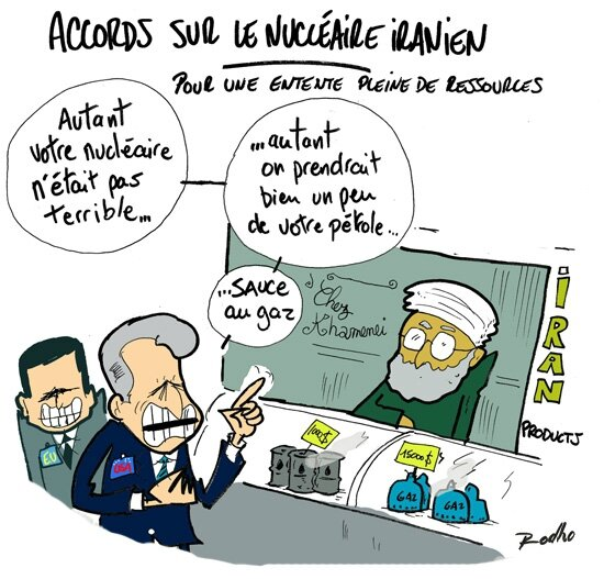 accords-nucleaire-Iran