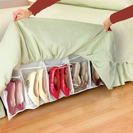 bed_skirt_shoes_organizer
