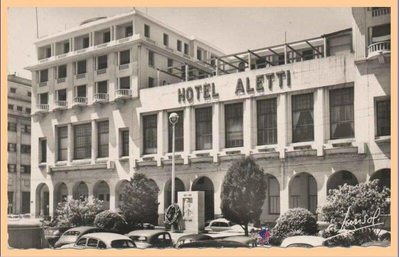Hôtel Aletti