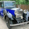 Rolls Royce 20-25 Windovers - 1934
