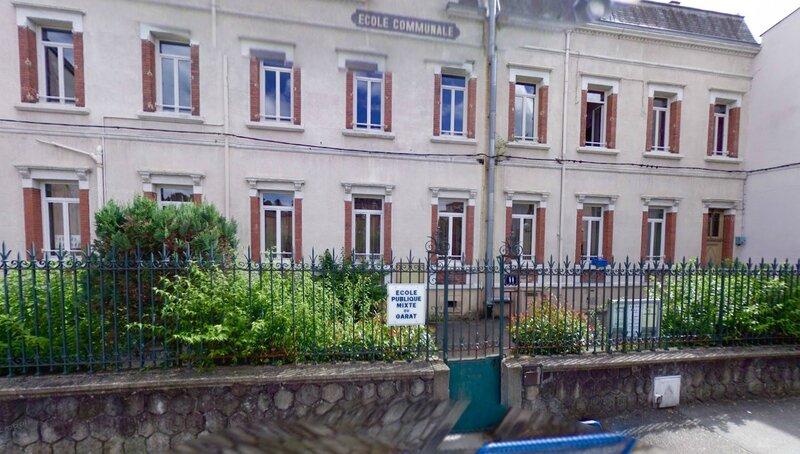 école du Garat