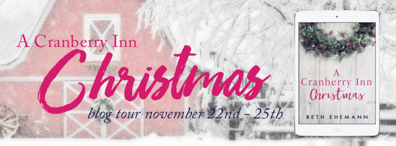 Cranberry Inn Christmas Blog Tour Banner