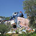 Le jardin des tarots - toscane