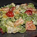 Salade à l'orange