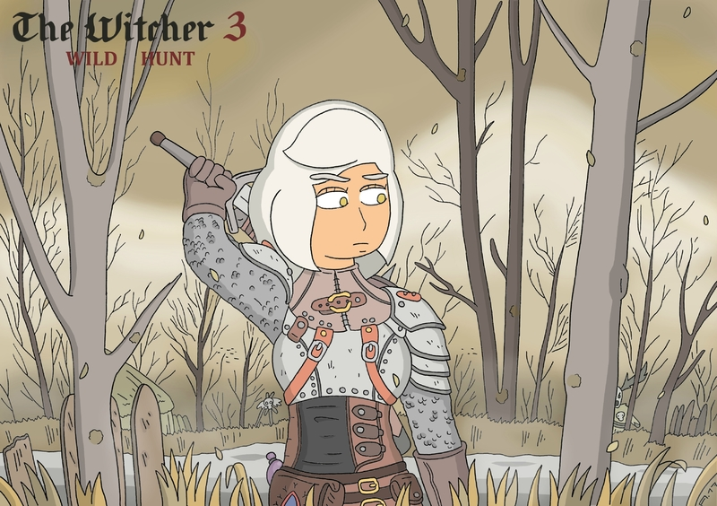 270-The Witcher 3