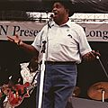 Willie dixon and buddy guy - los angeles - 1989 (pic perso)