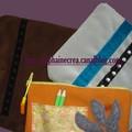 Pochettes et bolsas