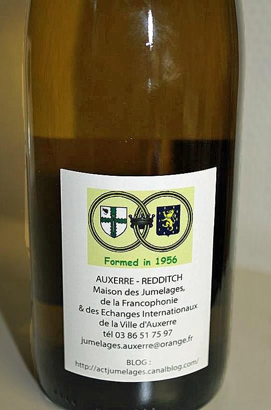 bouteille francophonie
