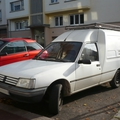 Peugeot 205f fourgonnette