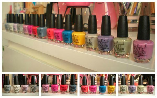Collage (Mini OPI Collection)