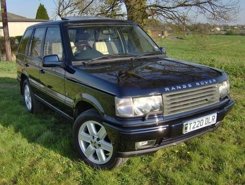 range rover p38 1994 2002 zoom auto blog. Black Bedroom Furniture Sets. Home Design Ideas