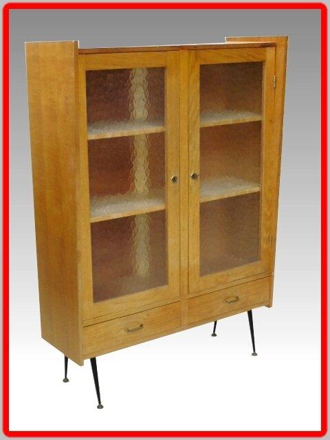 armoire bibliotheque vintage (3)