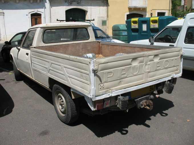 peugeot 504 pick up 1979 1996 autos crois es. Black Bedroom Furniture Sets. Home Design Ideas