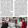 Décollage Immédiat à la librairie NICOD - édition ER du 8 février 2016