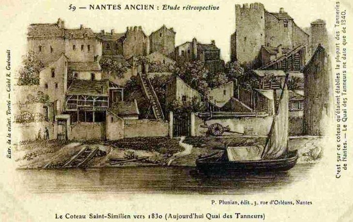 Ancien Nantes - Côteau Saint-Similien