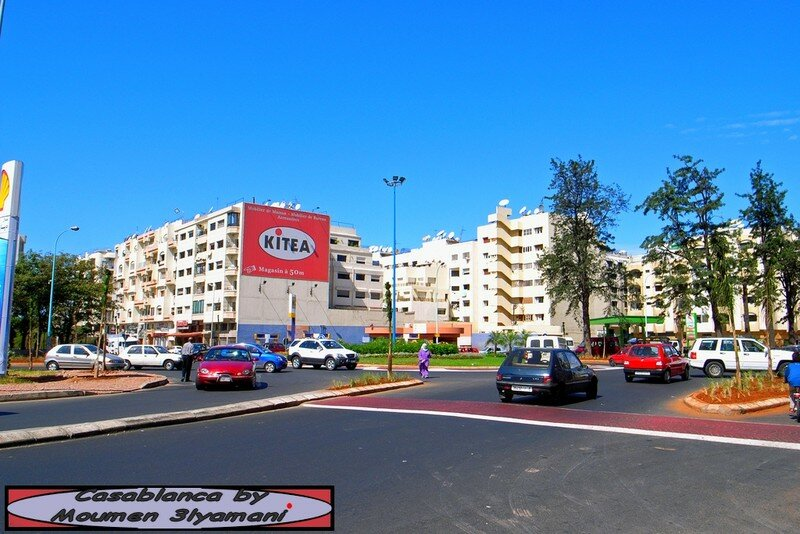 2Mars & Moulay Idriss Avenue Casablanca