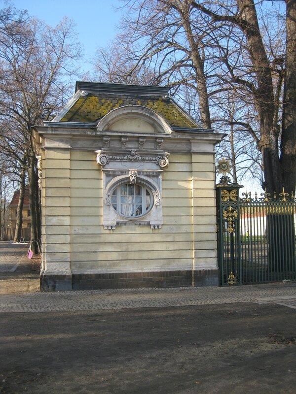 Petit pavillon
