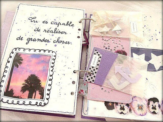 Happy mail janvier de Yo (22)