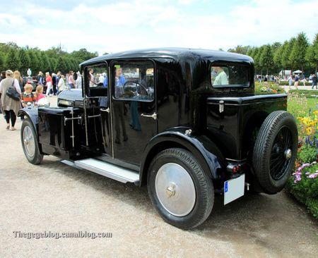 Avions voisin type C11 berline 4 portes de 1927 (9ème Classic Gala de Schwetzingen 2011) 02