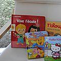 Sélection de livres sur l'école [chut les enfants lisent #33]