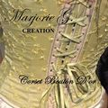 Corset bouton d'or dos