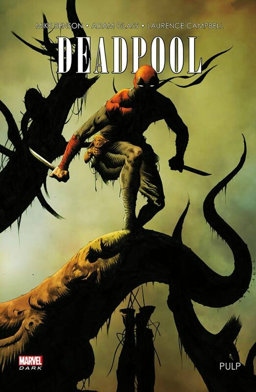 marvel dark deadpool pulp