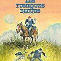 Hommage aux tuniques bleues