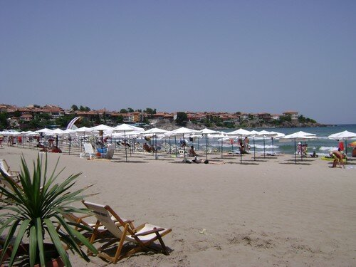 Bulgarie, Mer Noire, Sozopol