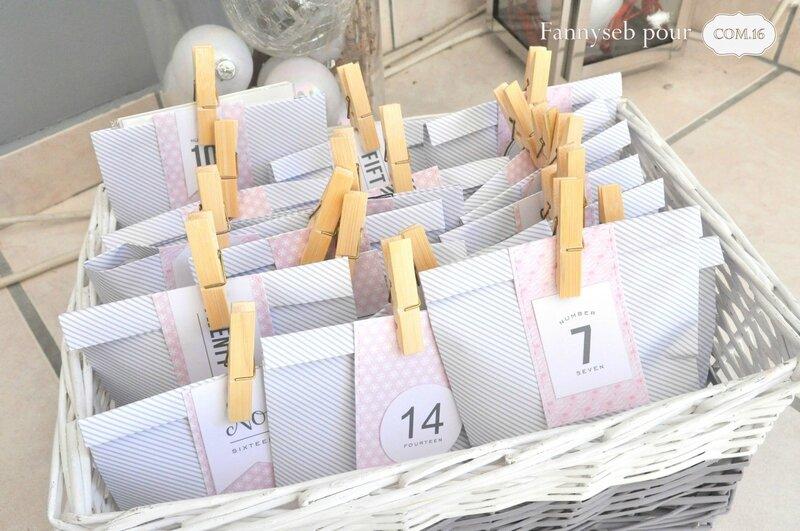 calendrier de l'avent vue d'ensemble 2 fannyseb collection éthan mélanie papiers COM16 SIGNATURE