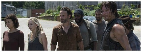 The walking dead Photo saison-4 Ep