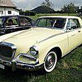 Studebaker gran turismo hawk hardtop coupe-1962