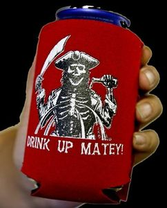 pirate_beer_koozie_red