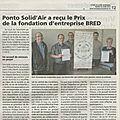 Prix de la Fondation d'Entreprise BRED 2017