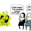 Le traité européen mis aux verts