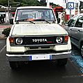 Toyota land cruiser lj73 (1986-1990)