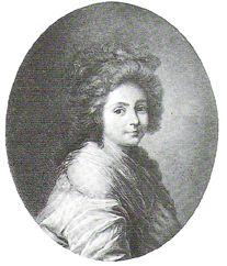 Anne-Jacobe Nompar de Caumont de La Force, première maîtresse de Louis XVIII
