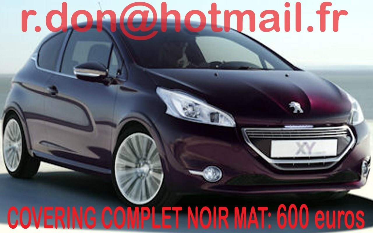 peugeot 208 peugeot 208 essai video peugeot 208 covering peugeot 208 peugeot 208 noir mat. Black Bedroom Furniture Sets. Home Design Ideas