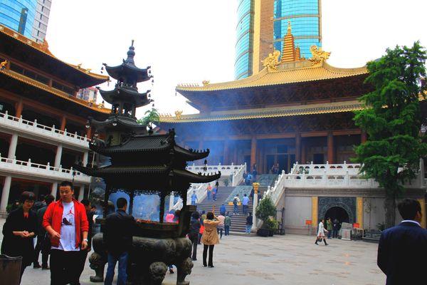 Temple Bouddhiste Jingan (1)