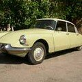 CITROEN ID 19 - 1963