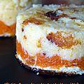 Flans de polenta / citrouille